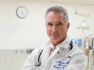 Dr. Daniel Murphy, Chair, SBH Department of Emergency Medicine
