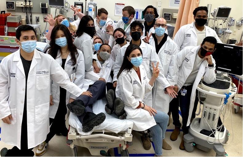 SBH Emergency Medicine Staff