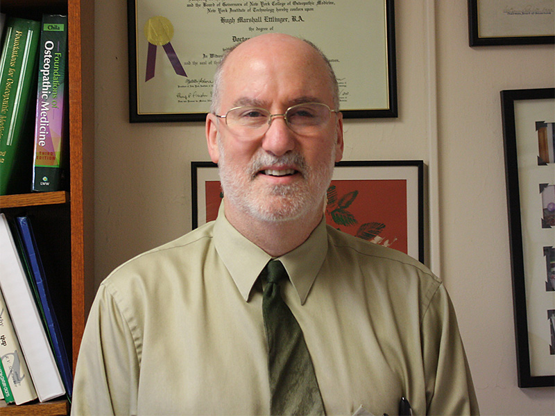 Image of Dr. Hugh Ettlinger, DO