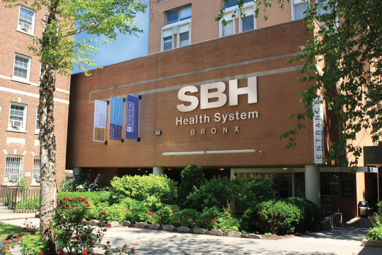 Image of SBH Health System, a number 1 hospital for HealthFirst medicaid patients
