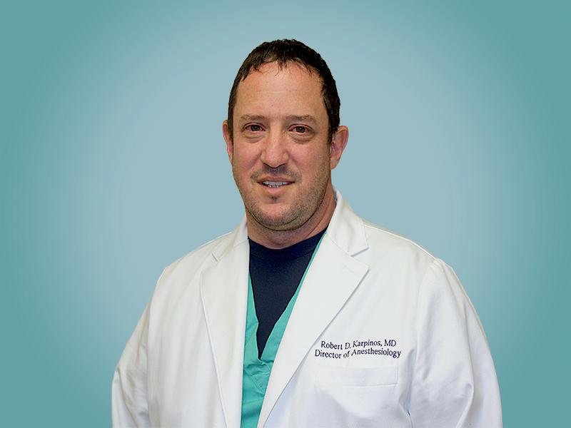 Image of Dr. Robert Karpinos, MD