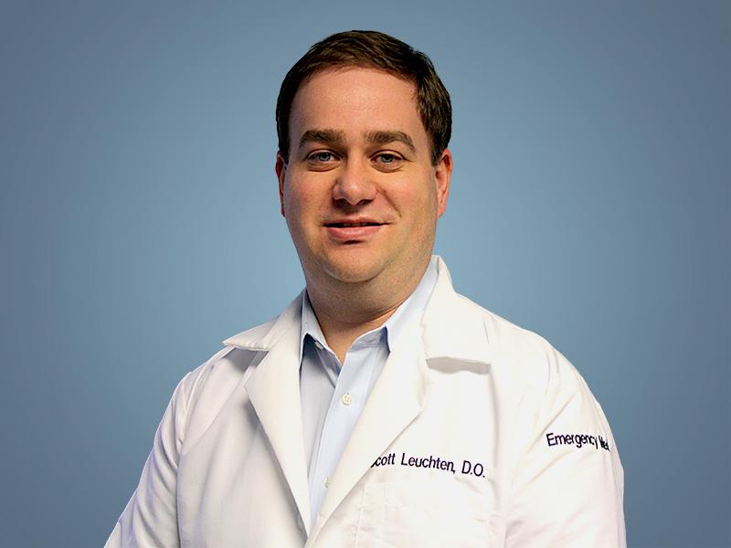 Dr Scott Leuchten