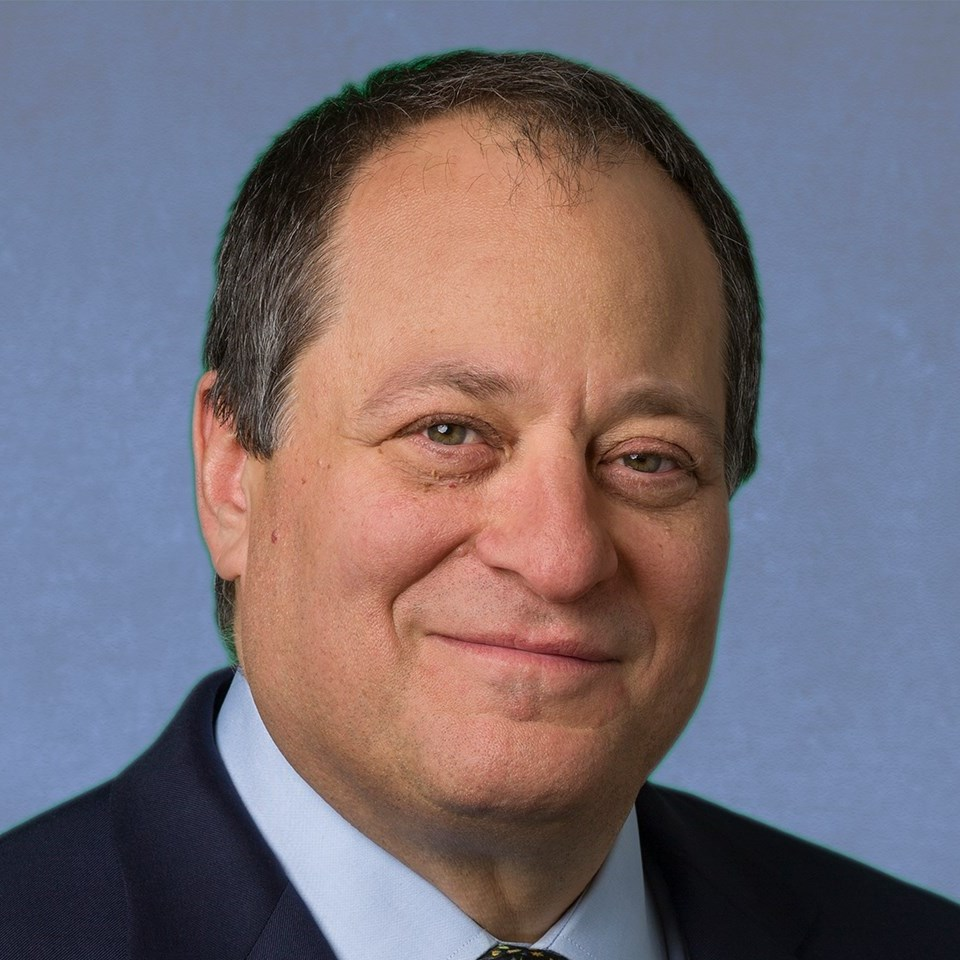 Dr. David Perlstein, CEO of SBH Health System