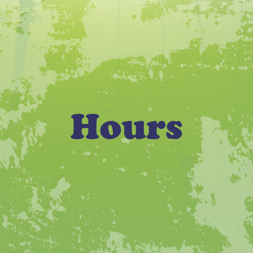 image saying hours