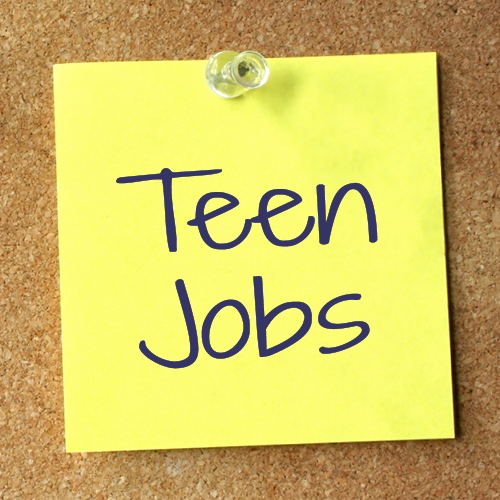 image of post it teen jobs