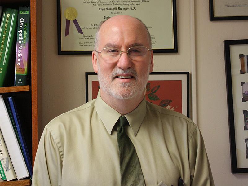 Image of Dr. Hugh Ettlinger, DO