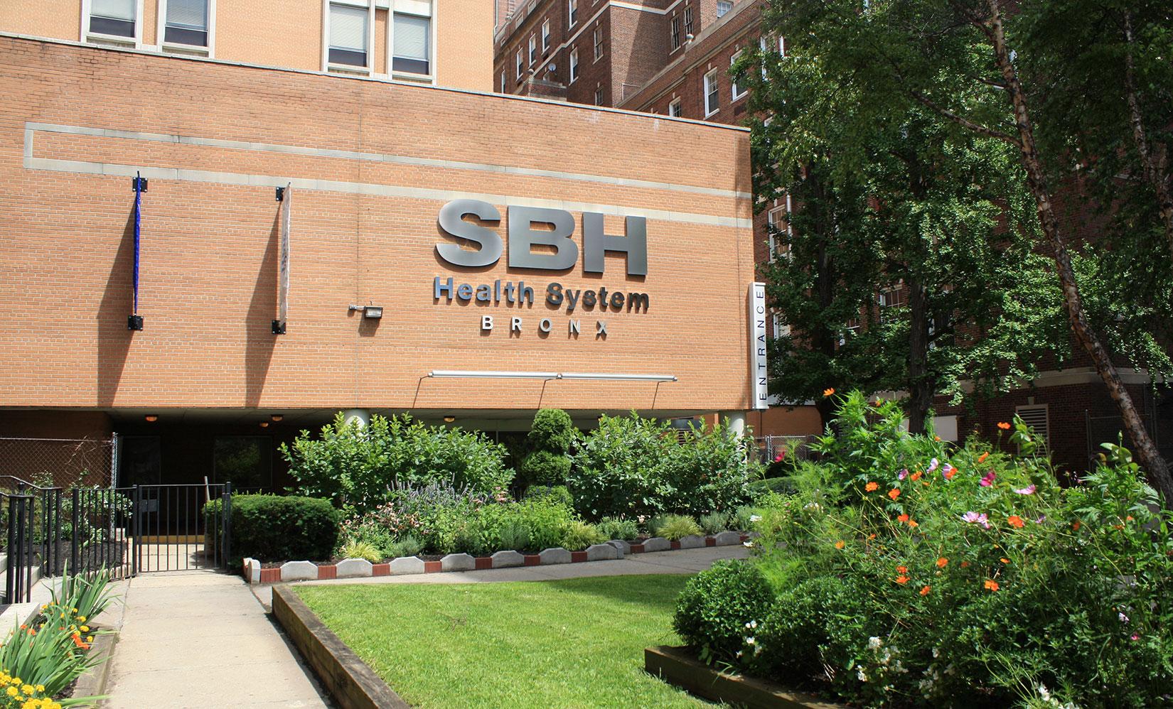 Image of SBH Health Sytem exterior