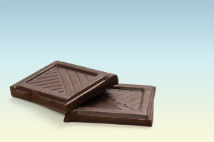 Image of dark chocolate