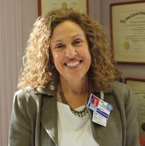 Image of Dr. Dara Rosenberg