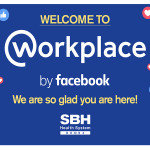 Image of sbh launching facebook workplace