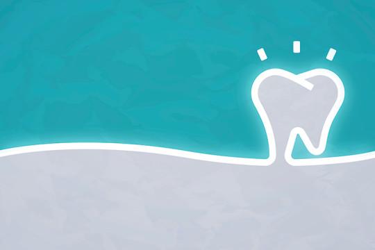 illustration of oral health