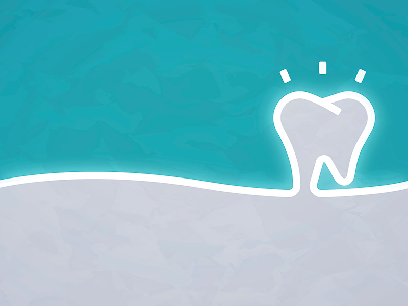 illustration of oral health