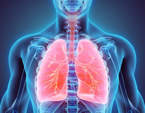 Image of breathing easier to prevent asthma