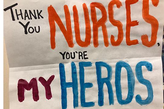 Nurses-sign