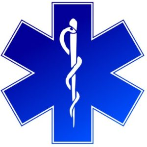 Picture of EMS Disaster Symbol