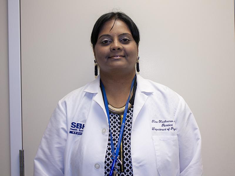 Tina Krishnarao, MD
