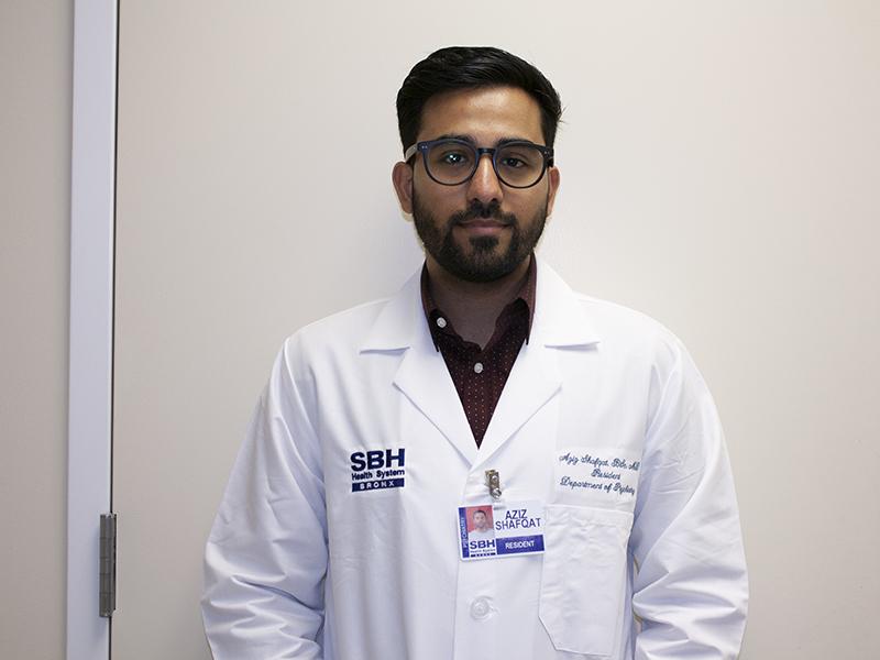 Aziz Shafqat, MD