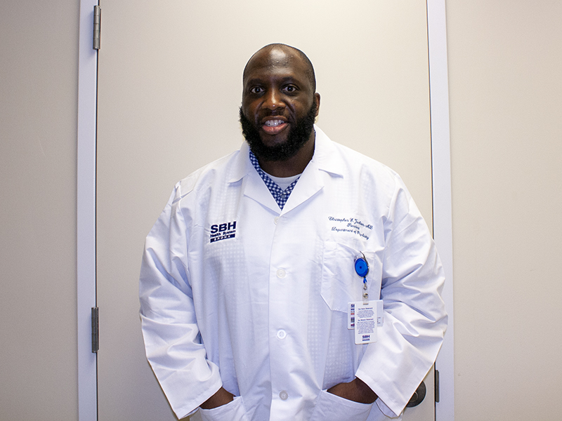 Christopher Jackson, MD