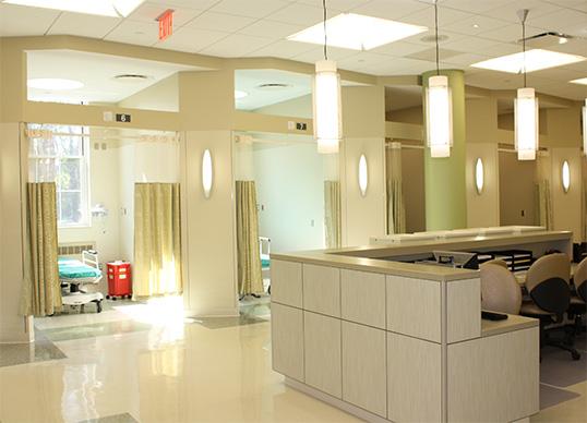 image of ambulatory surgery office