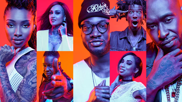 Image of VH1's Black Ink Crew