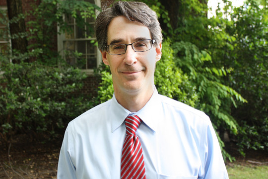 Image of Dr. Eric Appelbaum, Chief Medical Officer, at SBH Health System