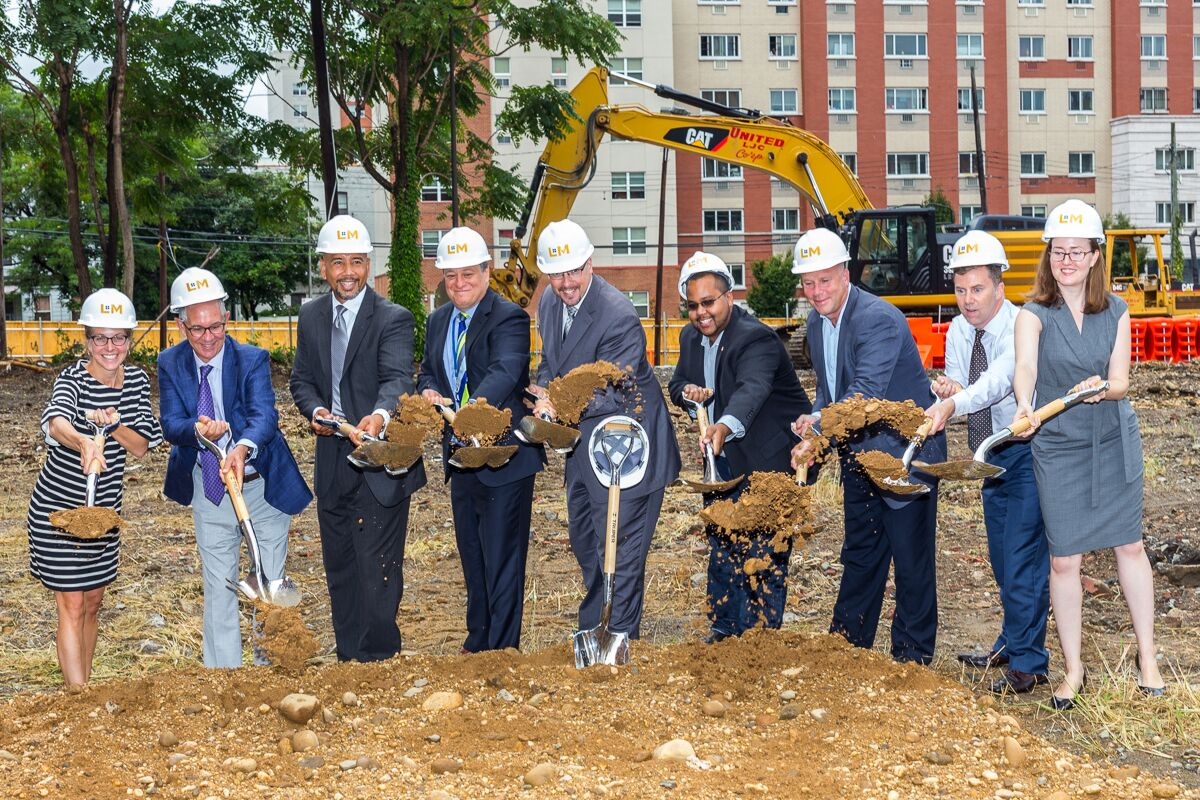 Image of SBH breaking ground for new Health and Wellness Center