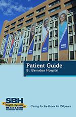 Image of St. Barnabas Hospital Patient Guide