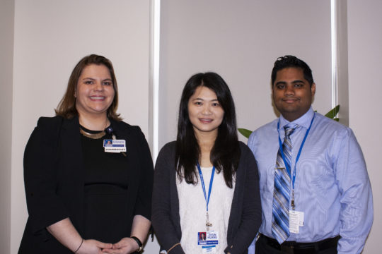 SBH First Year Pharmacy Residents