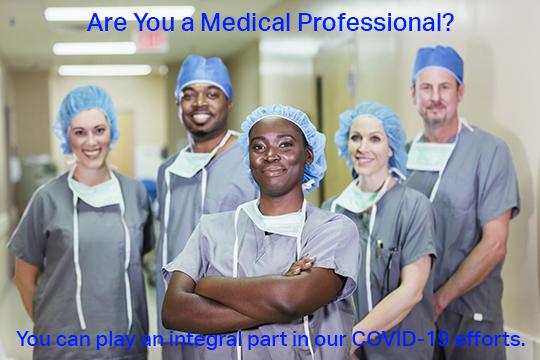 image of nurse and medical staff